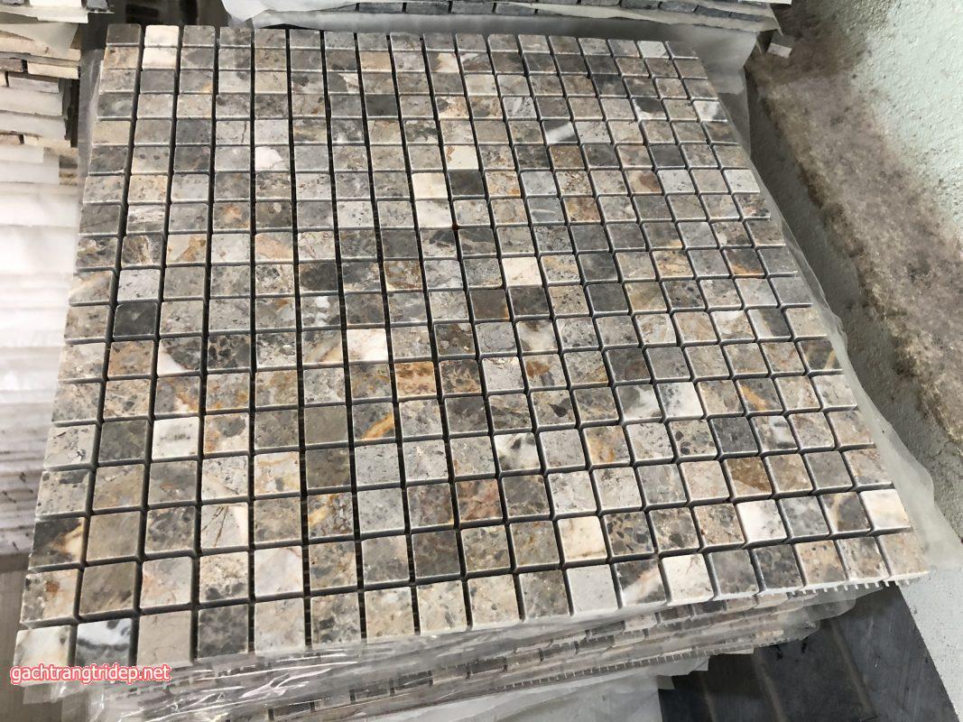 Ý tưởng thiết kế gạch Mosaic cho nhà bạn cao cấp