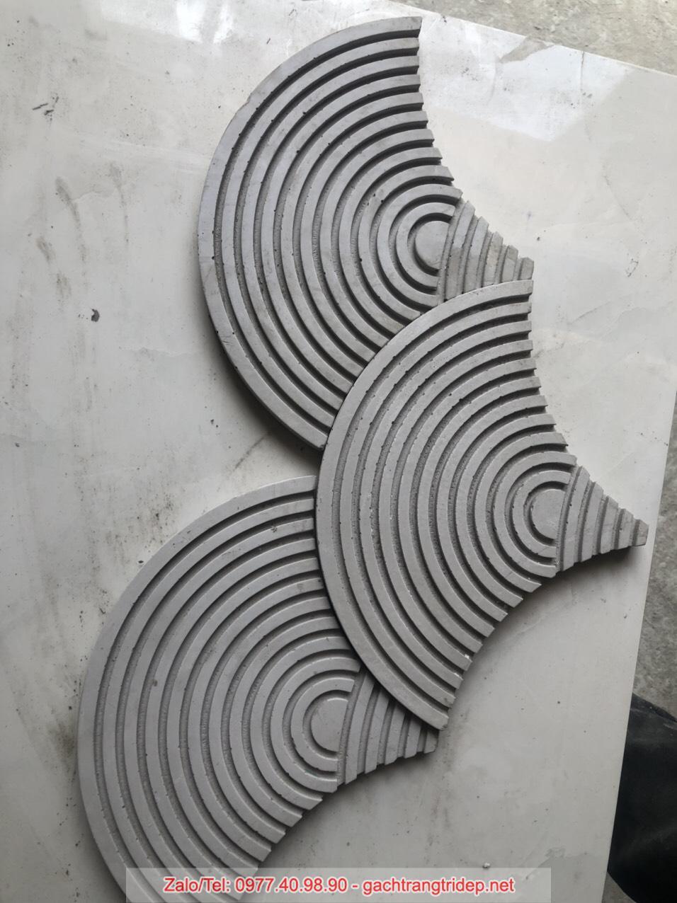 gach trang tri 3D