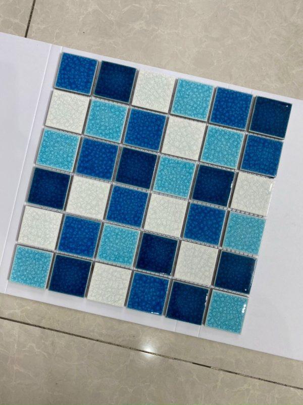 gach Mosaic men gom 4 mau
