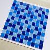 gach Mosaic thuy tinh xanh